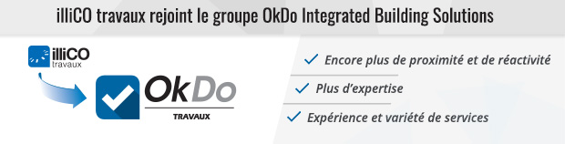 OkDo travaux rejoint le groupe OkDo Integrated Building Solutions