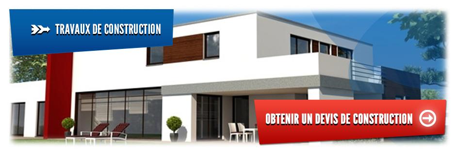 Construction de maison neuve coordination totale et devis for Devis de construction