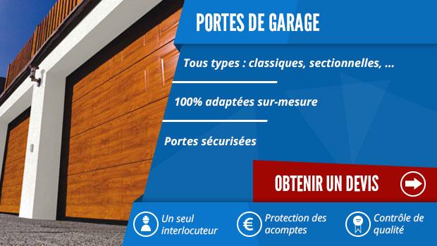 Devis de porte de garage sur mesure en belgique for Devis porte de garage sur mesure